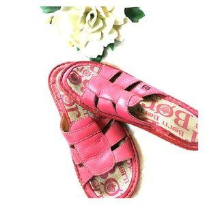 Born Pink Sandals Slides